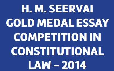 Environmental law essay competition